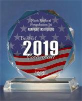 nonprofit institution award